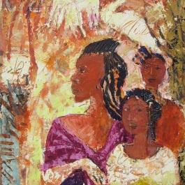 Les femmes colorées