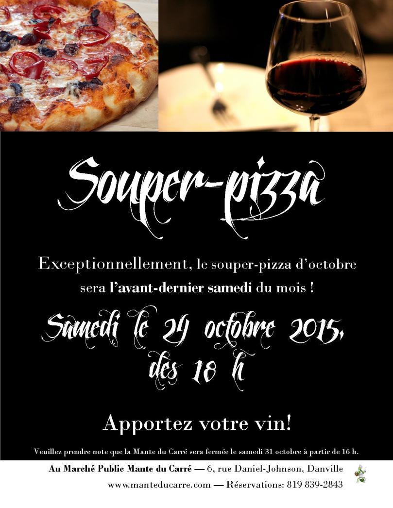 Affiche souper-pizza 8-5x11