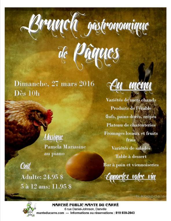 2016-03-27 Brunch de Pâques